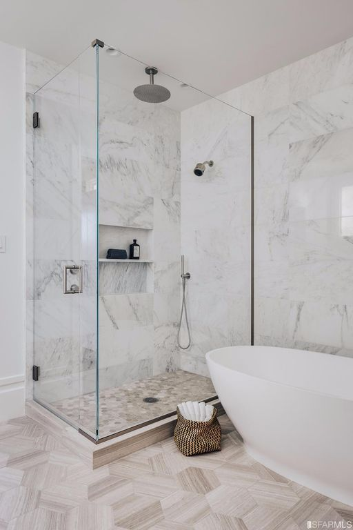 Zillow Has 27 Photos Of This 3895000 3 Bed 3 5 Bath 2930 Sqft Single Family Home Located A Bathroom Remodel Shower Bathroom Remodel Master Bathrooms Remodel