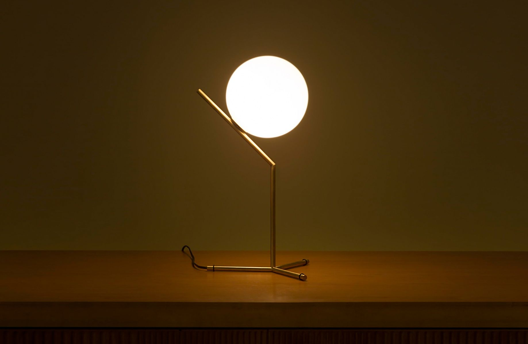 Studio michael anastassiades flos ic lights table lamp lights