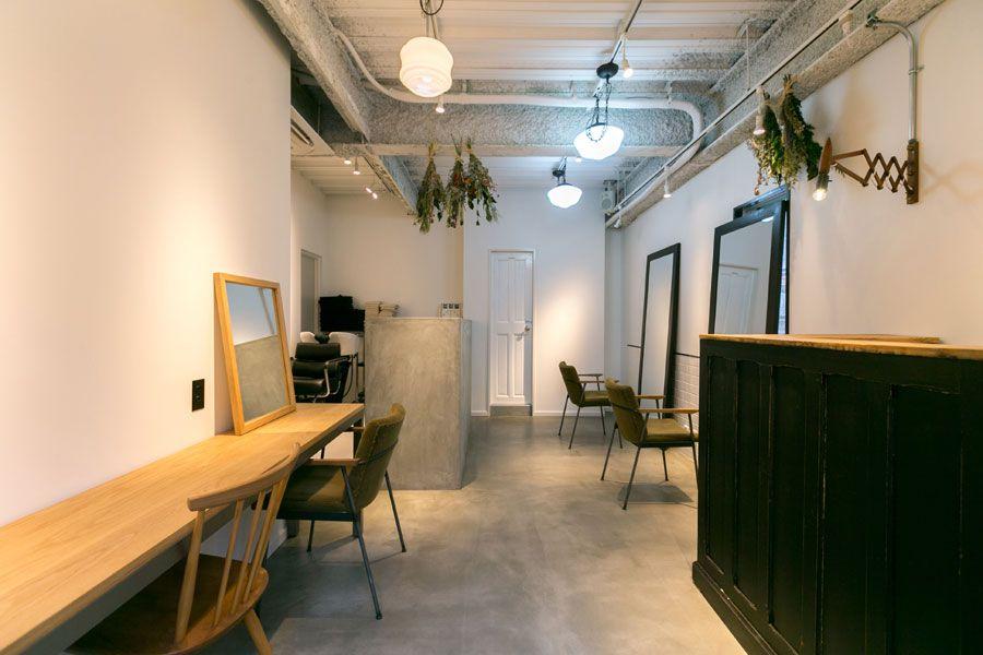 実績| casseta様 | 美容室専門設計デザイン会社 | colmodesign+i