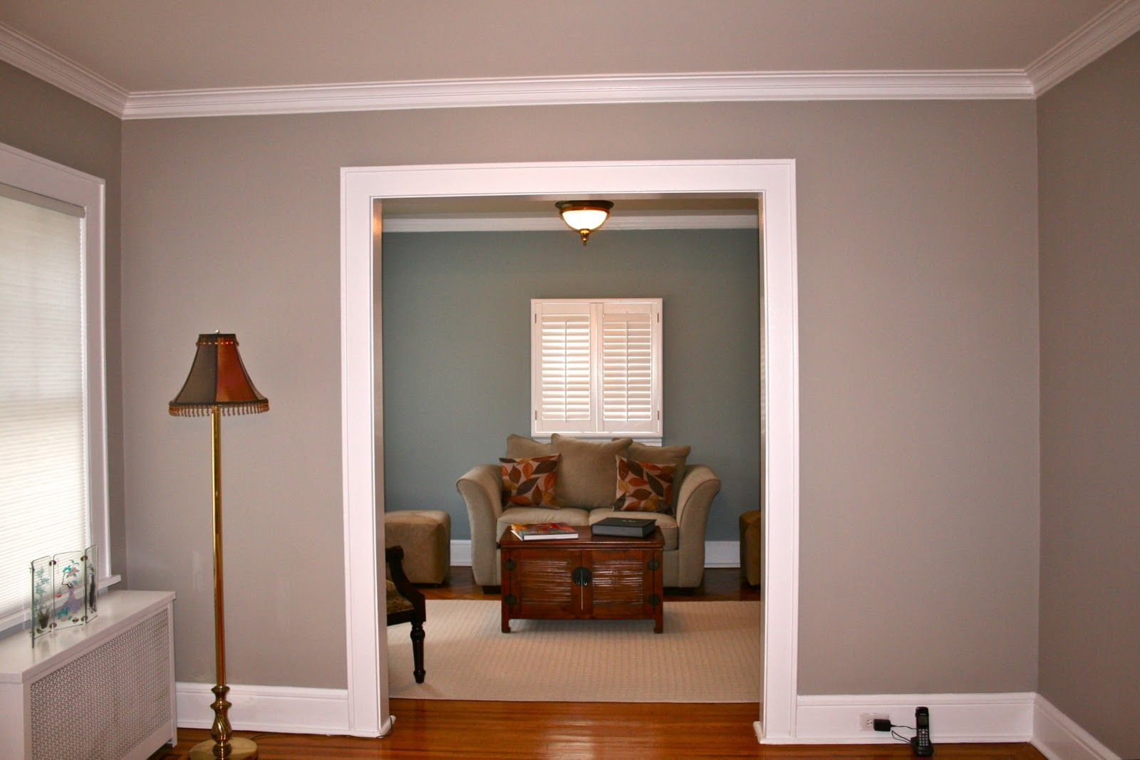 Color Forte Benjamin Moore Paint Consultation With Thunder Kentucky Haze