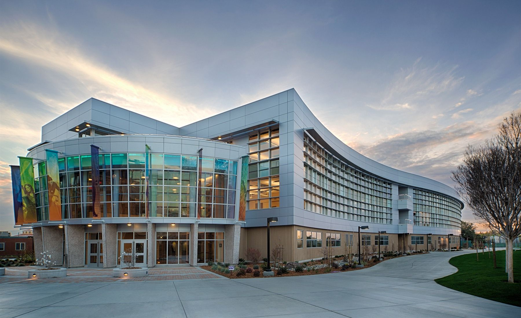 college building modern - Google Search (With images ...