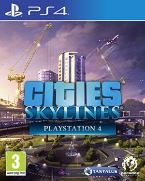 Juego Para Ps4 Cities Skylines Playstation 4 Importacion Inglesa With Images City Skyline
