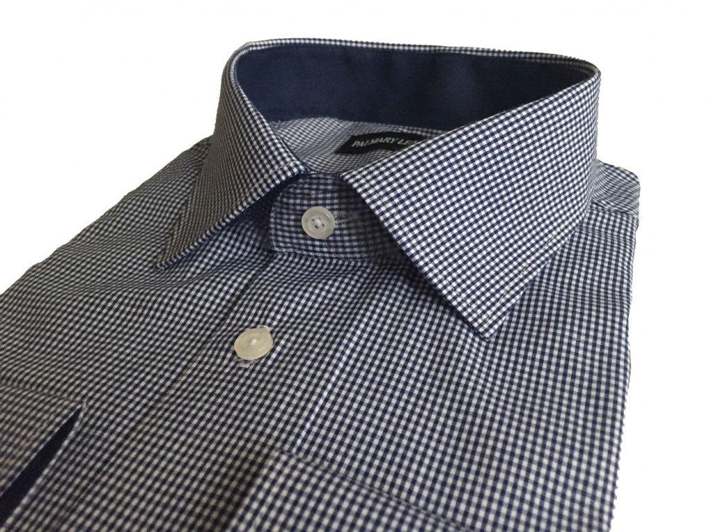 Темно-синяя мужская рубашка в клетку прямого кроя по супер выгодной цене 1990 руб руб, с бесплатной доставкой по Москве и России без предоплаты. В наличие размеры 3XL, L, XL, 4XL, M, 2XL, приезжайте к нам в магазин!