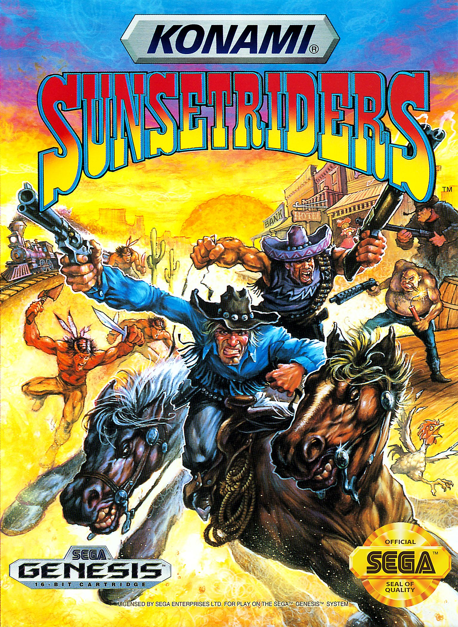 Sunset riders openbor to ps4