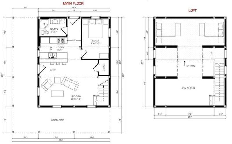 Best Metal Barndominium Floor Plans For Your Inspiration Loft