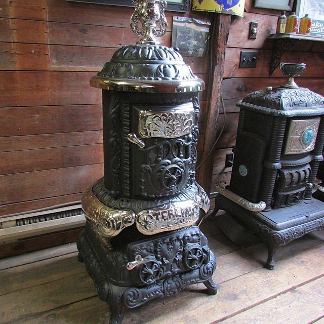 Steel building shop/garage heating suggestions (wood burning ...