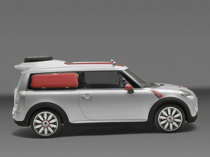 Mini Cooper Concept Car What Do You Think Coopers Cars