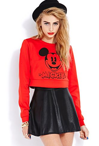 e7f5f645f2a Mickey & Co. FOREVER 21 #Exclusive Limited Edition Classic Mickey ...
