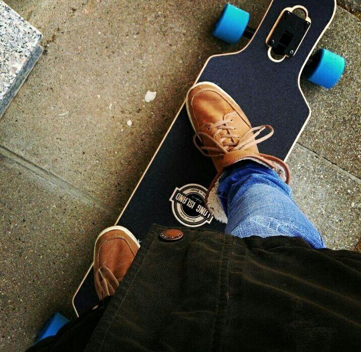 #Longboard#fahren#cruisen