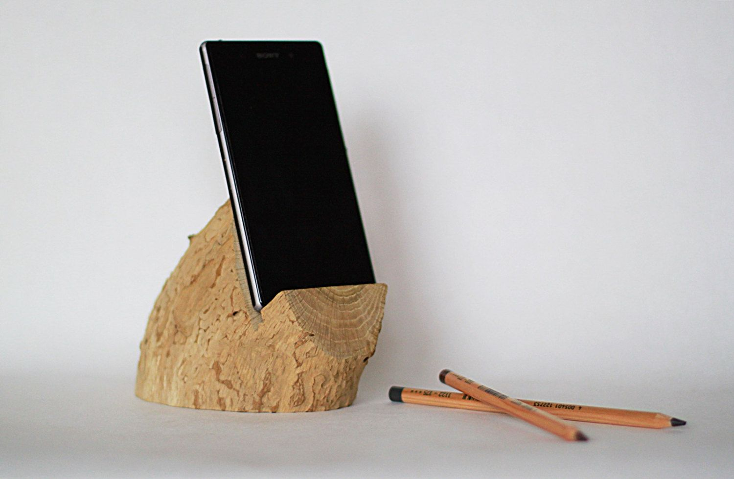 Cell Phone Stand Phone Holder Tablet Stand wooden iPhone stand
