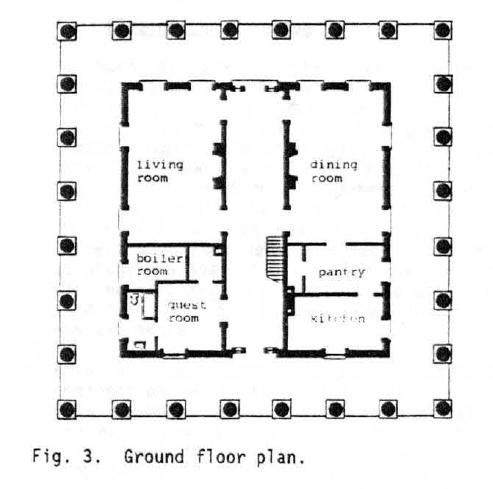 Houmas house floor plan google search antebellum homes for Antebellum house plans