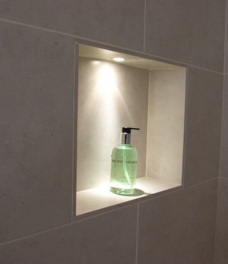 Niche Lighting In Shower With Images