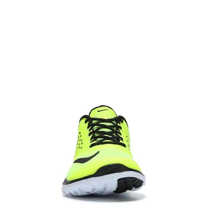 new product 1a236 218b4 Nike Men s FS Lite Run 2 Running Shoes (Volt Black) - 13.0 D