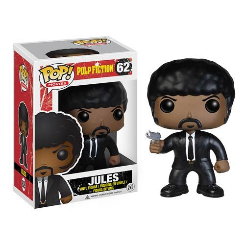 Pulp Fiction Jules Winnifield Pop! Vinyl Figure