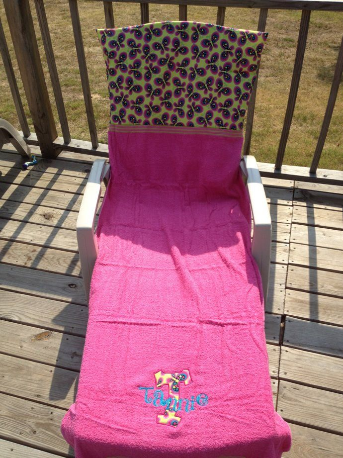 Tired Of Your Towel Never Staying On Chair When You Layout Need A Lounge Cover