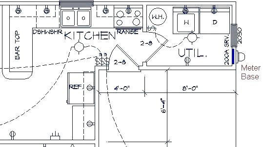 Electrical Plan For House Electrical Plan Of A Hotel Wiring Plan Of A Hotel Electrical House Plan Drawing Electrical Plan House Wiring Kitchen Designs Layout