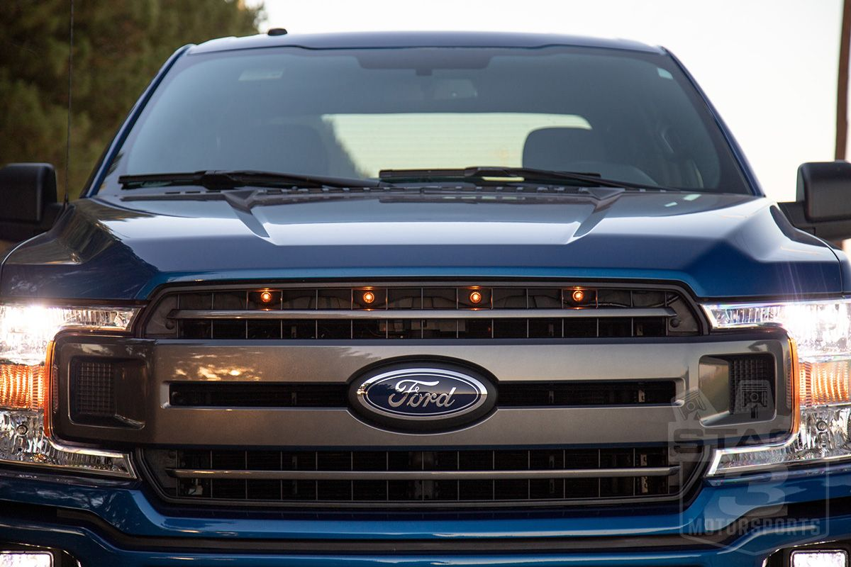 2018 F150 Raptor Style Grille Lights F150 Classic Car Insurance