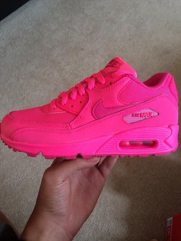 hyper pink air max 90 for sale