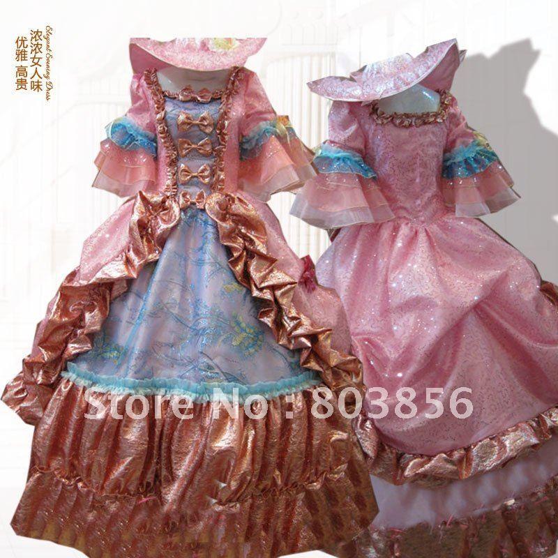 Google Image Result for http://i00.i.aliimg.com/wsphoto/v0/515389500_3/Freeship-Renaissance-Victorian-Gothic-Marie-Antoinette-civil-war-Colonial-Southern-Belle-Ball-Gown-Dress-Sz-US.jpg