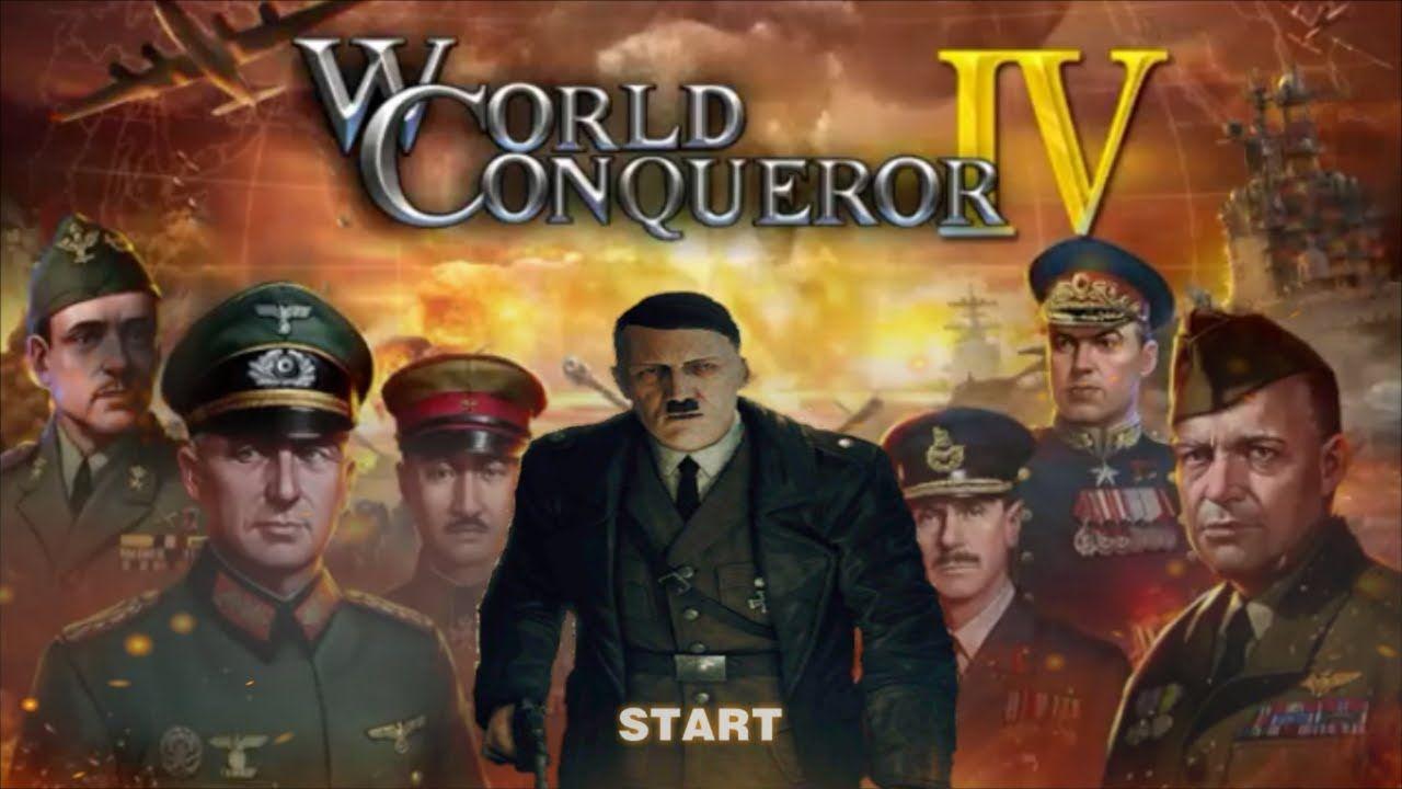Guide World Conqueror 4 pour devenir un général d'armée