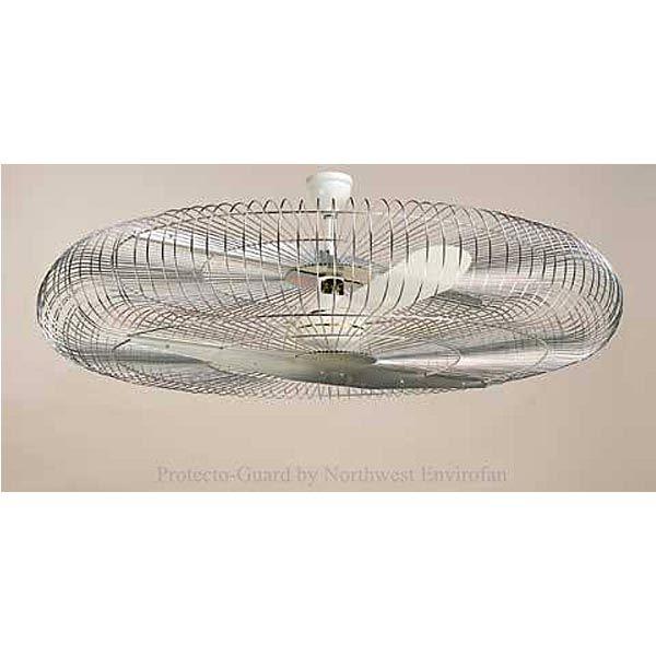 Barn Ceiling Fan Protecto Guard Industrial Model