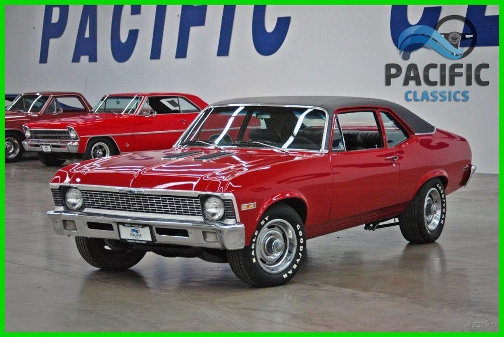 Us 17 000 00 Used In Ebay Motors Cars Trucks Chevrolet Chevrolet Nova Nova Car Classic Cars Usa