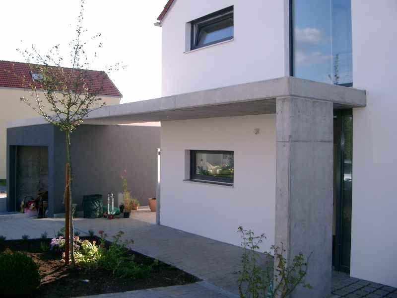 Vordach Beton bildergebnis für vordach hauseingang home