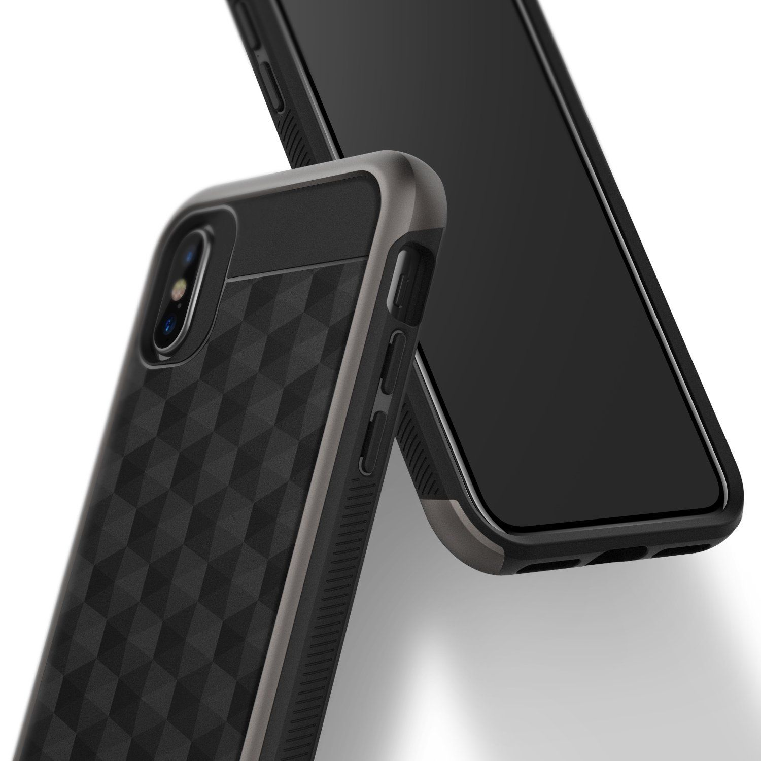 Caseology Parallax Series Case Designed for iPhone X with