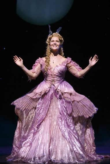The Unsung Hero A Short Interview With Cinderella S New Fairy Godmother Rebecca Luker With Images Broadway Costumes Cinderella Broadway Cinderella Musical