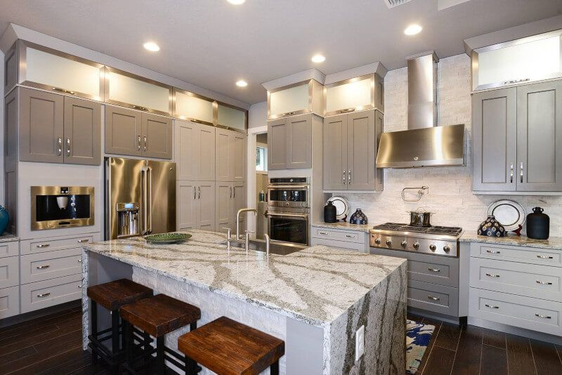 American Kitchen Cabinets Placerville - Anipinan Kitchen