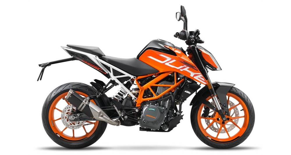 Ktm 2018 Duke 390 New Models Tj S Cycle Sales Service Austin Tx