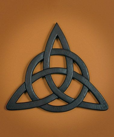 Another great find on #zulily! Celtic Trinity Knot Wall Art by Abbey ...