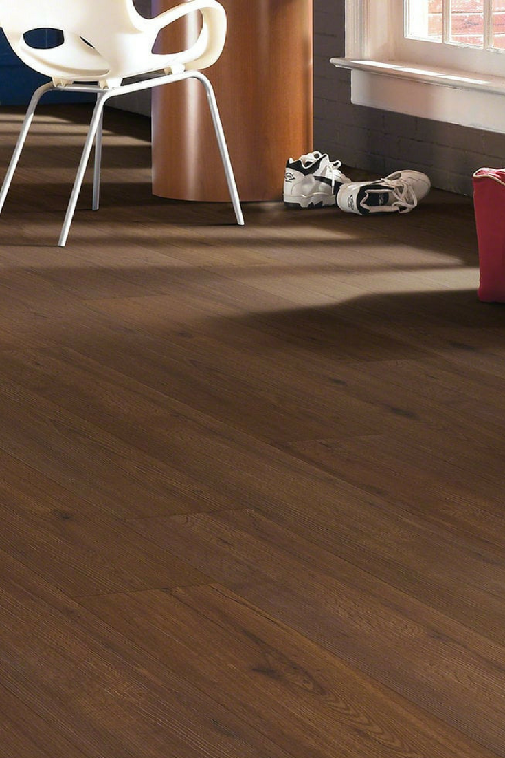 Looking For A Wood Look Water Resistant Flooring Option Meet The Canyon Loop Vinyl Plank Collection This Stylish Provides 0 3 Mil Wear Layer And