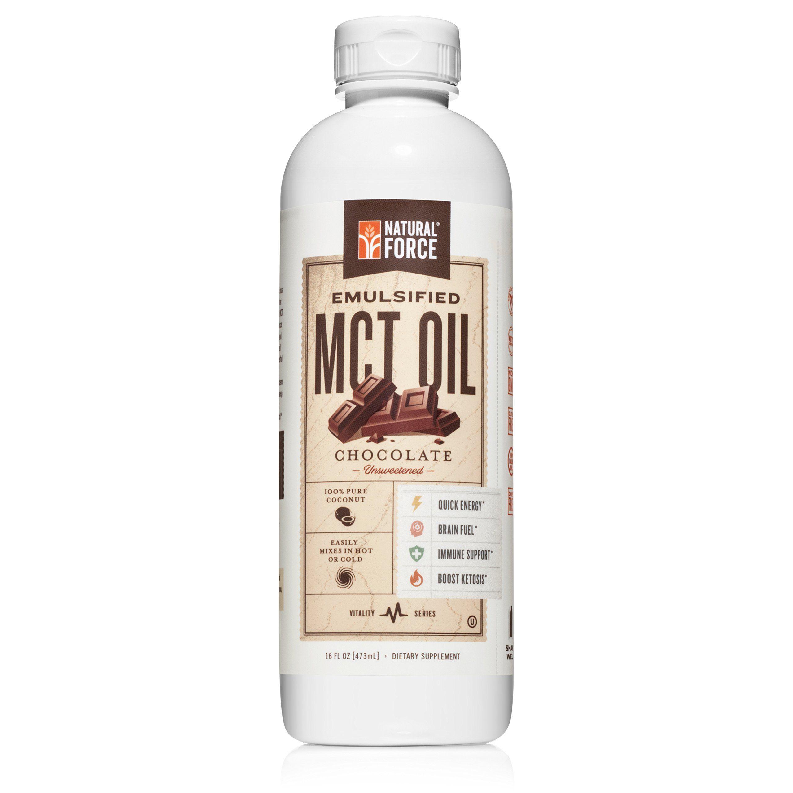 Emulsified mct oil creamer chocolate best keto mct oil