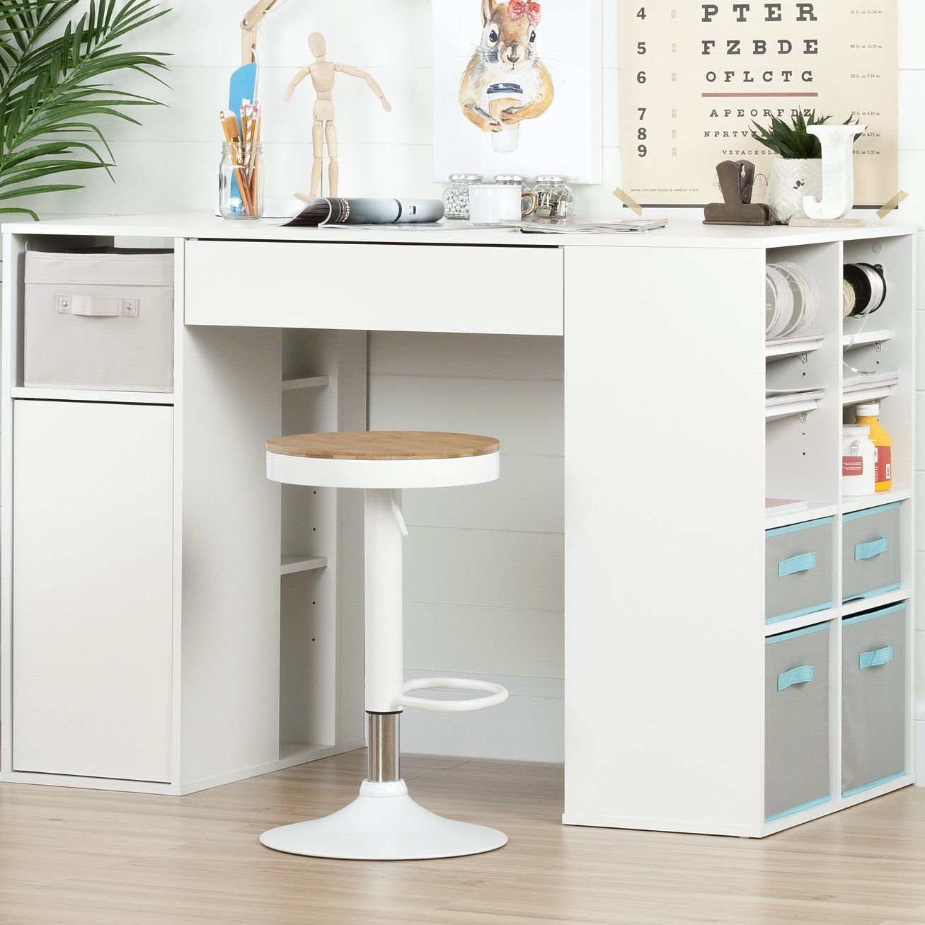 25++ Standing desk craft table information