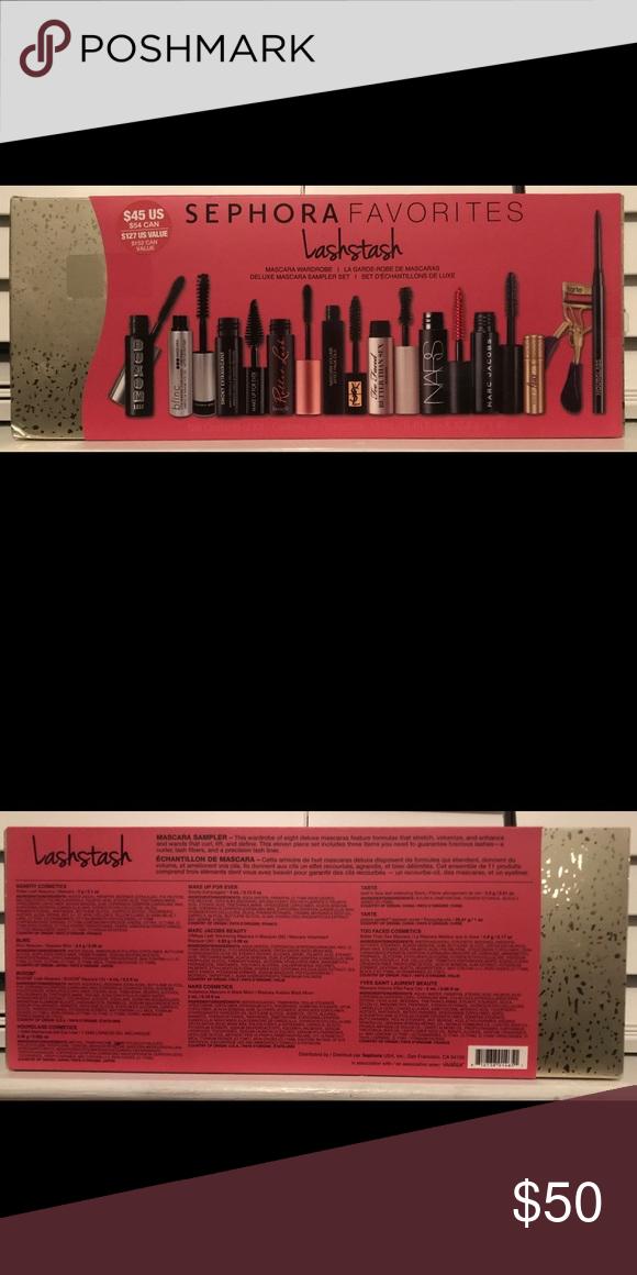 Sephora Gift Box: Sephora Favorites Lashstash Mascara Gift Box Boutique