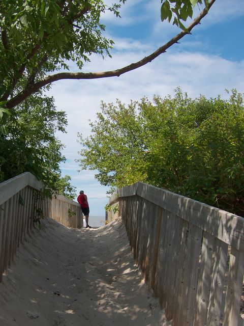 The most beautiful pictures of Victoria Beach, Manitoba