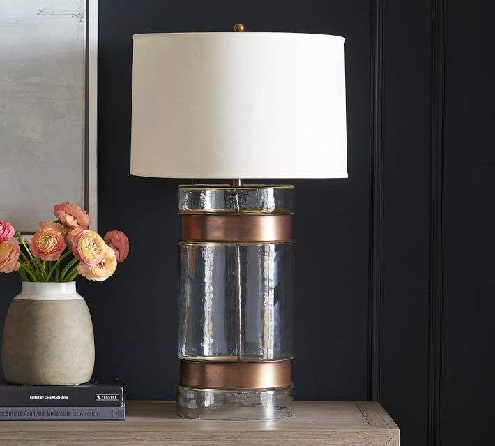Base Table Barn Lamp in Bailey Pottery Tall 2019Products E2WHD9I