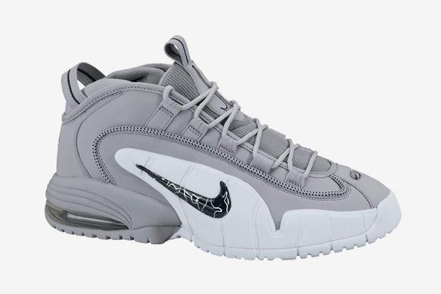 Nike Air Max Penny 1 Wolf Grey | Nike air max, Classic
