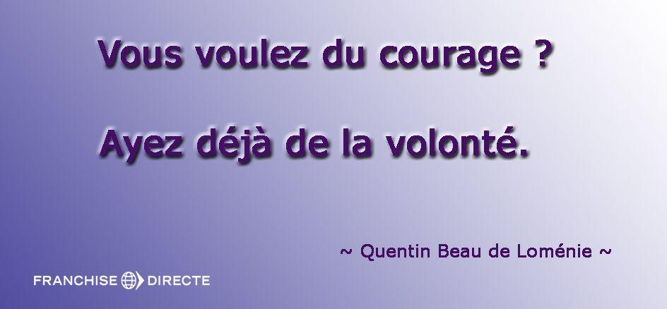 Citation de Quentin Beau de Loménie #citations