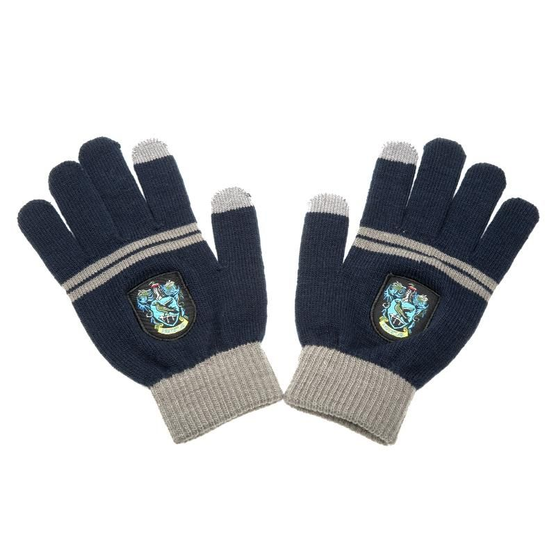 "Harry Potter Ravenclaw Screentouch ""Magic Touch"" Gloves by Cinereplicas"
