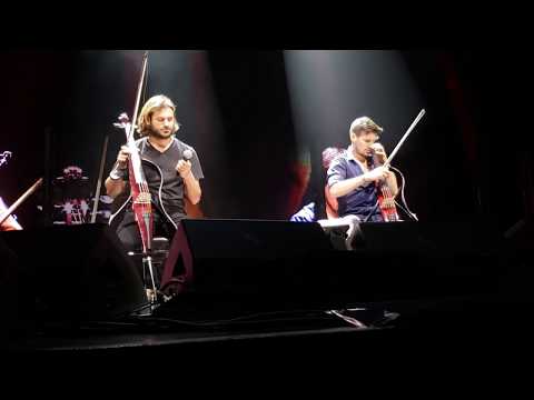 (542) 2Cellos 2019 America Tour - YouTube