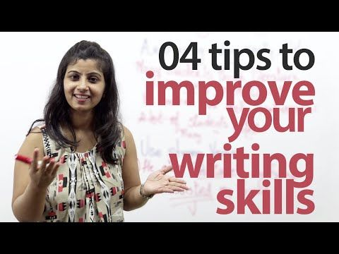 how to improve your english writing skills free english lesson youtube