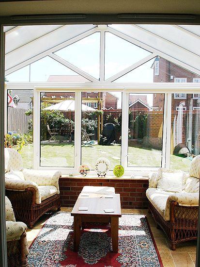 conservatories home ideas conservatory blinds. Black Bedroom Furniture Sets. Home Design Ideas
