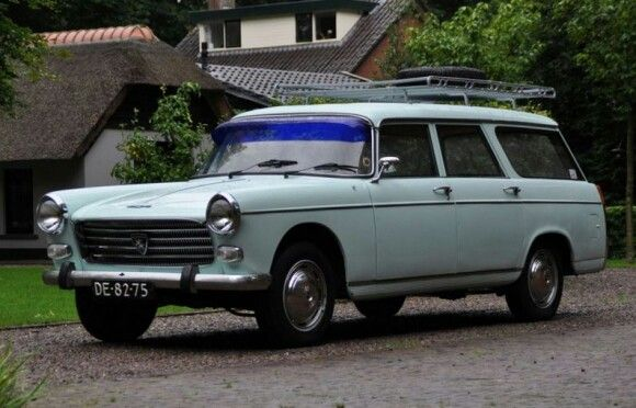 Peugeot 404 Familial