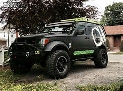 Image Result For 2007 Dodge Nitro Custom Dodge Nitro Dodge Nitro