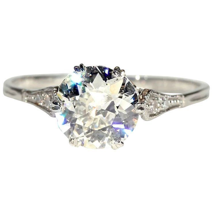 Bee Mine Engagement Ring