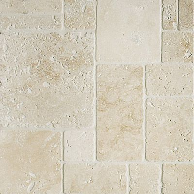 Dang Lots Of Inexpensive Tile Love The Pebble Mosaic Styles Chiaro Tumbled 12x12 Ashlar Pattern Slate Mosaics Ashlar Pattern Travertine The Tile Shop
