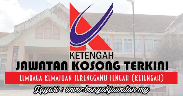 Jawatan Kosong Di Lembaga Kemajuan Terengganu Tengah Ketengah 12 October 2017 Tech Company Logos Company Logo Tech Companies