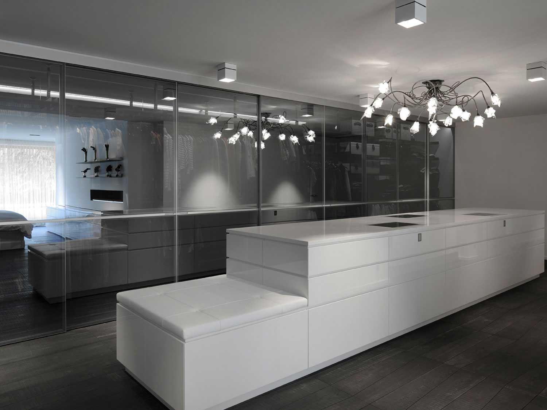 Ultra modern bedroom interior design ultramodern multimillion prince orange home in brussels